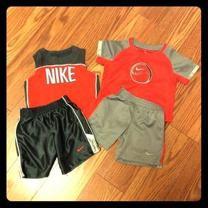 18Month Nike Bundle 4Pieces 2Outfits 🏀🏀